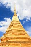 Pagodes em Wat Phra Kaew Imagens de Stock Royalty Free