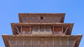 Pagodetoren - Katmandu Royalty-vrije Stock Afbeelding