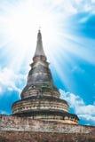 Pagodowy świątynny chiangmai Thailand Zdjęcia Royalty Free