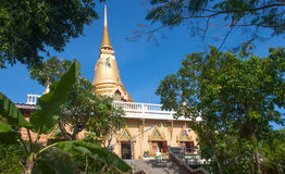 Pagodowy Kho Hua Jook, Chaweng, Samui, Tajlandia Obrazy Royalty Free