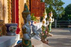 Pagodowy Kho Hua Jook, Chaweng, Samui, Tajlandia Fotografia Stock