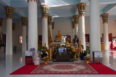 Pagodowy Kho Hua Jook, Chaweng, Samui, Tajlandia Zdjęcia Royalty Free