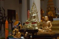 Pagodowy Kho Hua Jook, Chaweng, Samui, Tajlandia Obraz Royalty Free