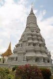 pagodowy penh phnom srebro obrazy royalty free