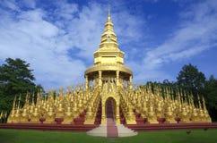 Pagodowy Tajlandia. obraz royalty free