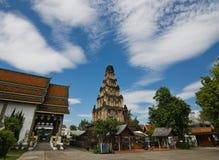 pagodowy Thailand Fotografia Stock