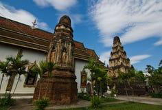 pagodowy Thailand Zdjęcie Stock