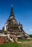 pagodowy Thailand Obraz Royalty Free
