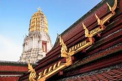 Pagodrelikskrin av Buddha reliker Royaltyfria Foton
