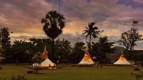pagody Fotografia Royalty Free