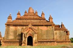 Pagody w Bagan, Myanmar fotografia stock