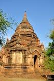 Pagody w Bagan, Myanmar zdjęcia stock