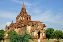 Pagody w Bagan, Myanmar fotografia royalty free