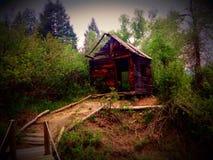 Pagosa Springs colorado Fotografering för Bildbyråer