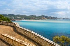 Paguera beach, Mallorca Royalty Free Stock Photography