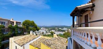 Paguera Strand, Mallorca Stockfotos