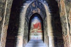 Pah à Tha Mya Temple Photo libre de droits