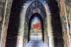 Pah στο ναό Tha Mya Στοκ φωτογραφία με δικαίωμα ελεύθερης χρήσης