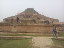 Paharpur Photo libre de droits