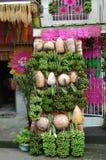 Pahiyas Stockbild