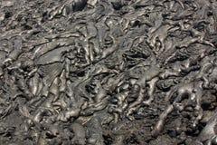 Pahoehoe lavalandskap Royaltyfri Fotografi