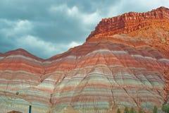 pahrea каньона Стоковые Изображения RF