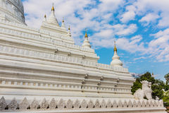 Pahtodawgyi Amarapura Mandalay tillstånd Myanmar Royaltyfria Bilder