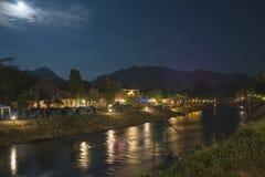 Pai Ταϊλάνδη στοκ φωτογραφία