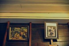 PAI, ТАИЛАНД - 19-ОЕ ОКТЯБРЯ 2016: Изображение Его Величество род Стоковое Фото