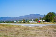 Pai Airport Photo stock