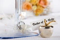 Pai da noiva fotos de stock