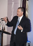 Pai de Gerald, congresso do d'Or dos Clefs Imagem de Stock