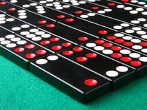 Pai Gow tiles Stock Image