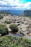 Pai Inacio mountain, Chapada Diamantina. Morro Pai Inacio mountain at Chapada Diamantina, Brazil. CIrca 2005 stock image