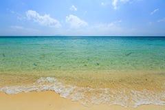 Pai Island ,Krabi ,Thailand. Beautiful beach in Pai Island, Krabi, Thailand Stock Images