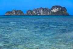 Pai Island ,Krabi ,Thailand. Beautiful beach in Pai Island, Krabi, Thailand Stock Photography
