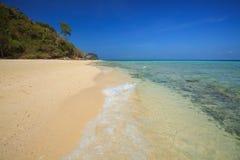 Pai Island ,Krabi ,Thailand. Beautiful beach in Pai Island, Krabi, Thailand Stock Photos