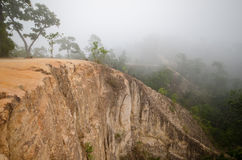Pai kanjon Arkivfoton