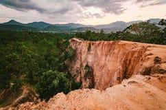 Pai kanjon Royaltyfri Foto