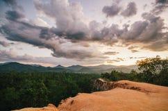 Pai kanjon Arkivfoto
