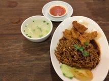 Pai Kut Ong Noodle imagens de stock