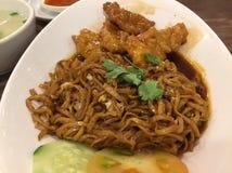 Pai Kut Ong Noodle fotografia de stock royalty free