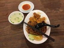Pai Kut Ong Noodle fotos de stock