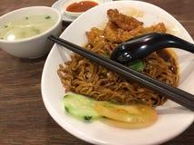 Pai Kut Ong Noodle imagens de stock royalty free