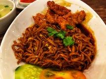 Pai Kut Ong Noodle imagem de stock
