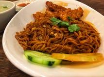 Pai Kut Ong Noodle foto de stock royalty free
