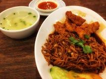 Pai Kut Ong Noodle fotografia de stock