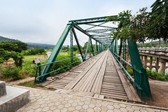 Pai Memorial Bridge Stock Photography