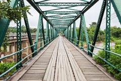 Pai Memorial Bridge Stock Photos