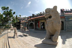 Pai Tai Tempel Lizenzfreie Stockbilder